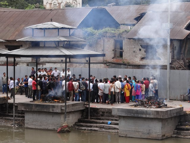 13. Cremation - Pashupatinath