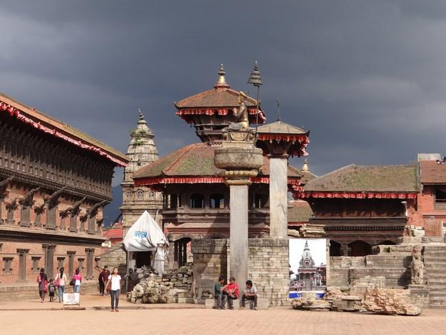 14. Durbar Square Bhaktapur