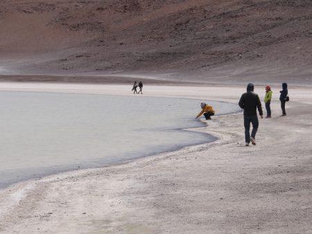 14. Laguna in Anzi Bolivia