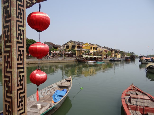 15. Canal in Hoian