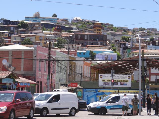 17. Valparaiso