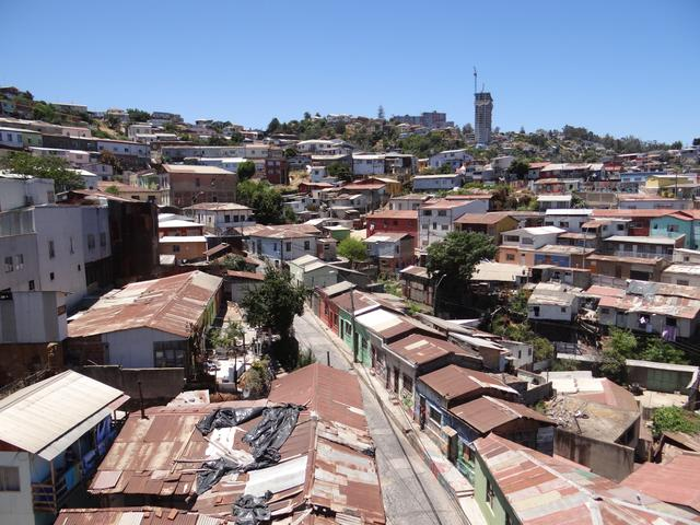 18. Favela in Chile