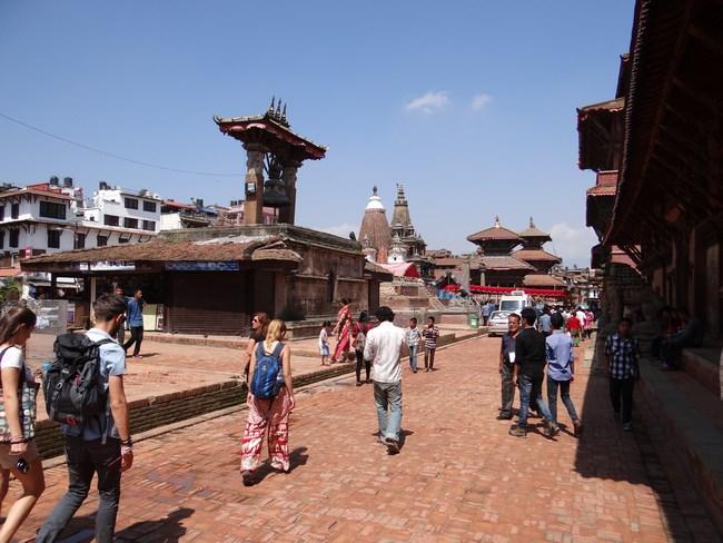 19. Durbar Square, Patan, Nepal