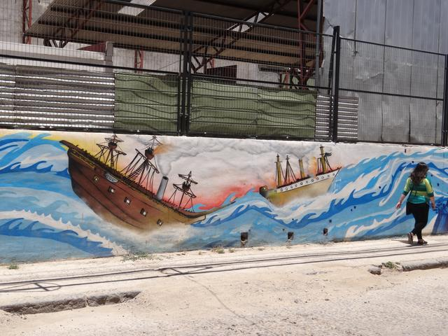 19. Grafitti in Valparaiso