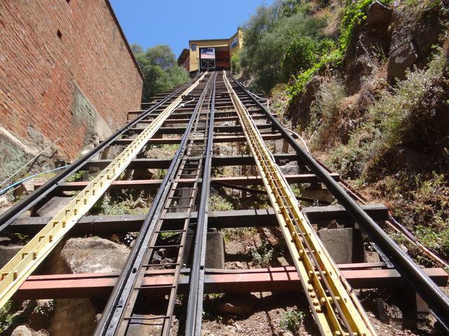 21. Funicular Valparaiso