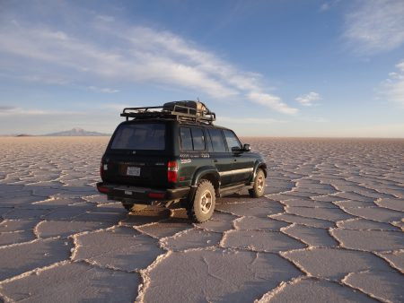 21. Salar de Uyuni, Bolivia