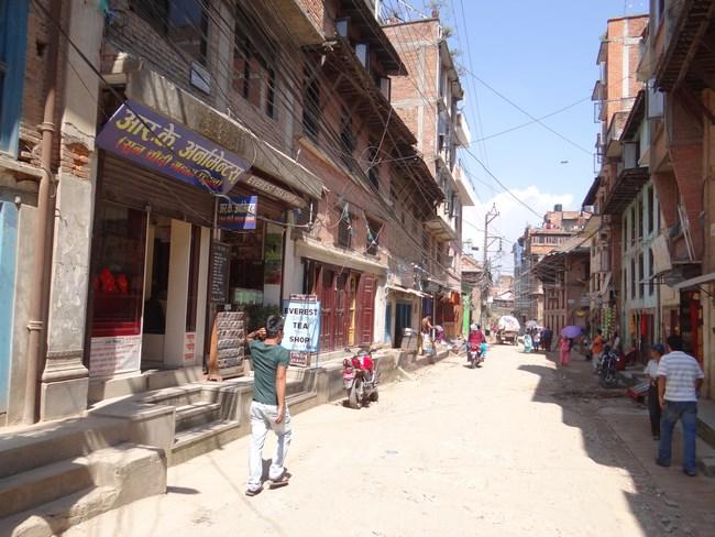 22. Strazi in Nepal