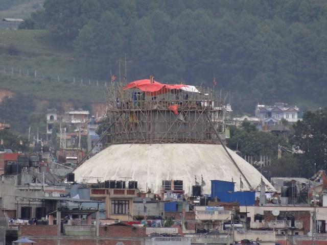 22. Stupa de la Boudha
