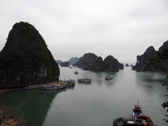 24. Halong Bay - Vietnam