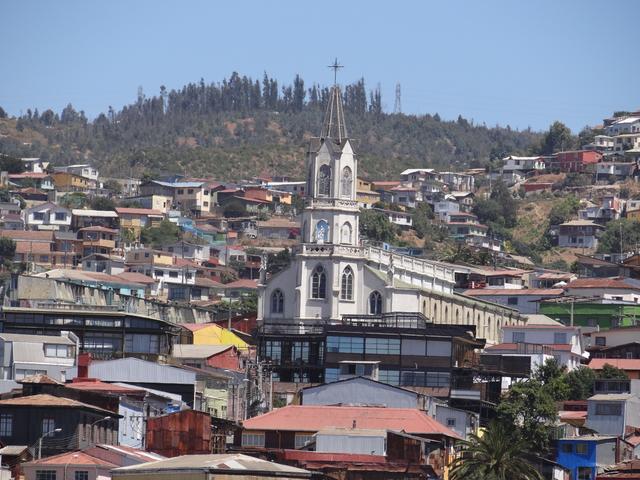 24. Valparaiso Chile