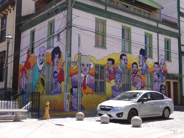 25. Grafitti