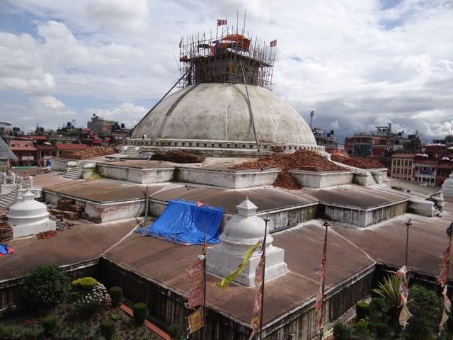 25. Marea stupa