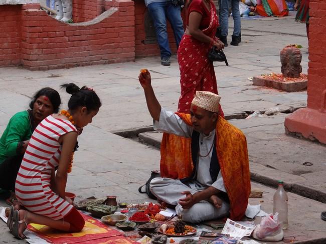 28. Brahmin binecuvantare