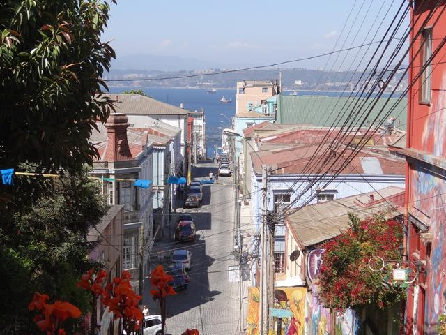28. Panorama Valparaiso