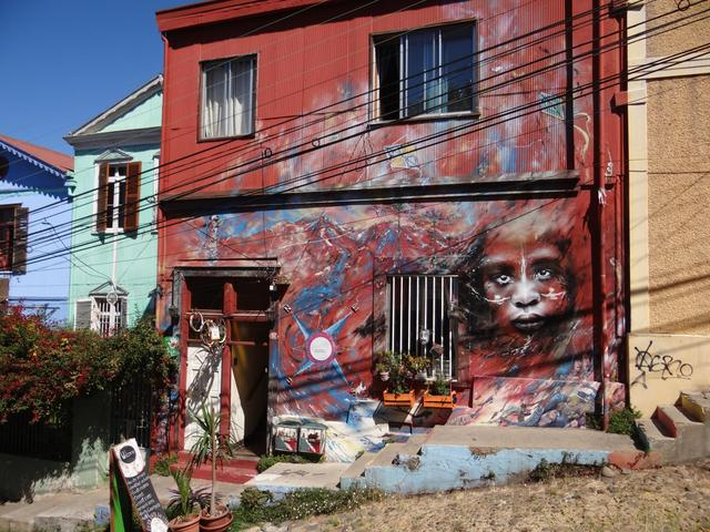 29. Hostel in Valparaiso