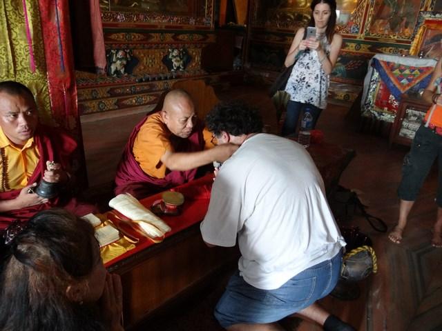 31. Binecuvantare budista