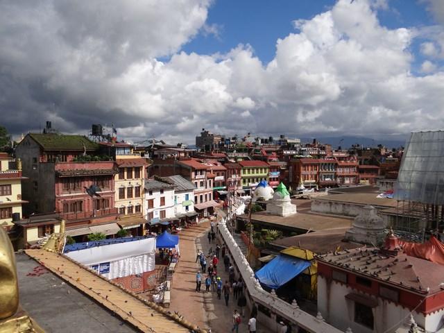 33. Cartier tibetan - Kathmandu