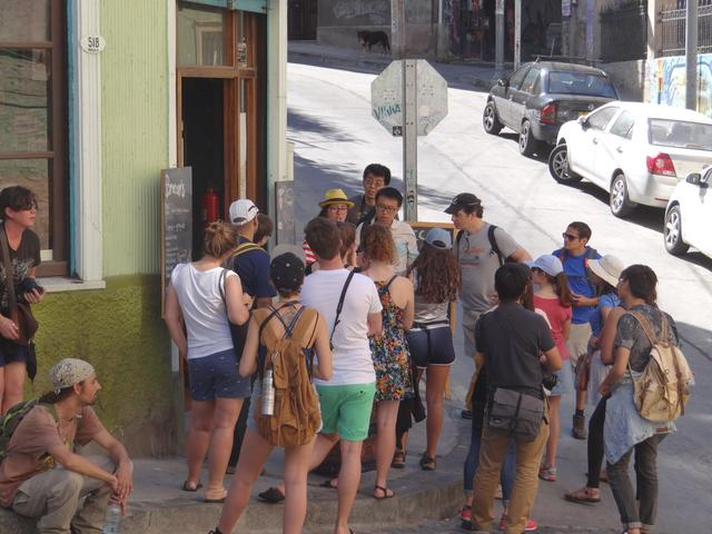 34. Trips for tips - Valparaiso