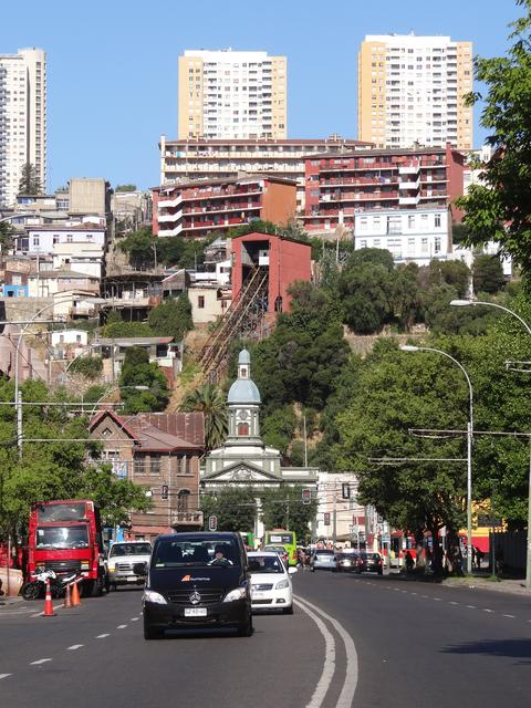 37. Valparaiso in Chile