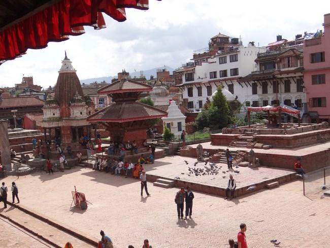 39. Patan Square