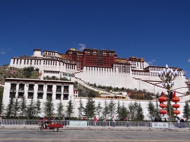 01. Palatul Potala - Lhasa