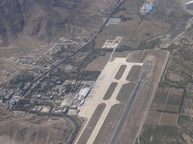 05. Aeroport Lhasa