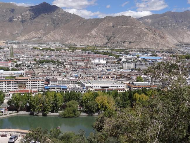 05. Panorama Lhasa