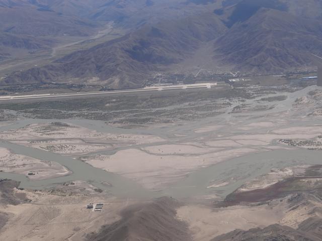 06. Lhasa Airport