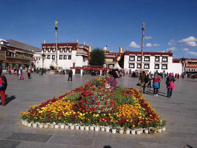 06. Manastirea Jokhang