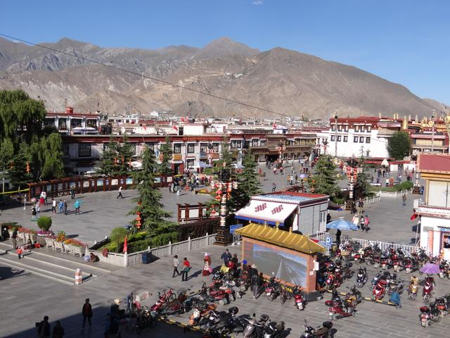 09. Check point Lhasa