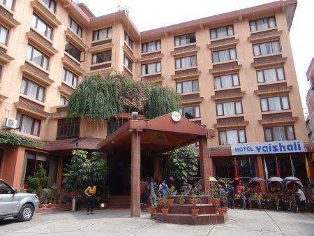 10. Hotel Vaishali