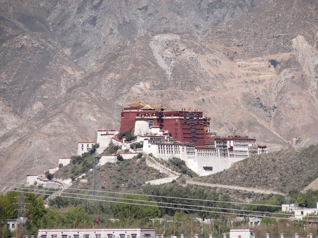 10. Palatul Potala Lhasa