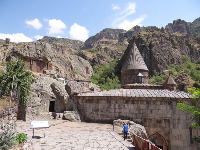 12. Geghard, Armenia