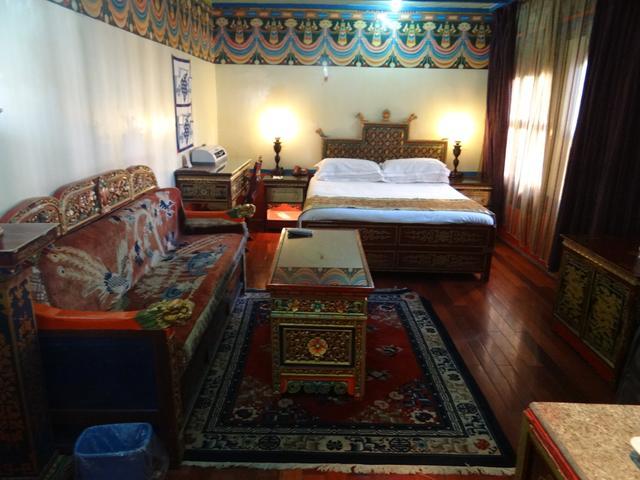14. Camera tibetana