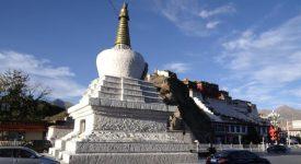 14. Stupa Langa Potala