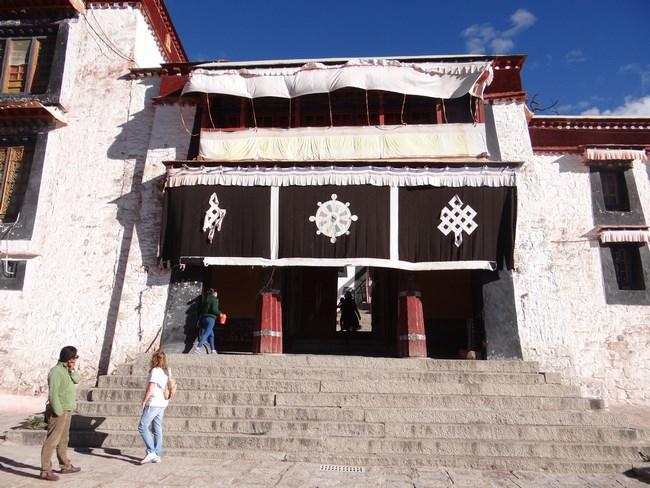 21. Manastirea Drepung