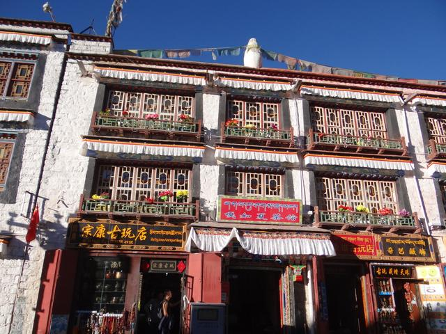 22. Cladiri Lhasa