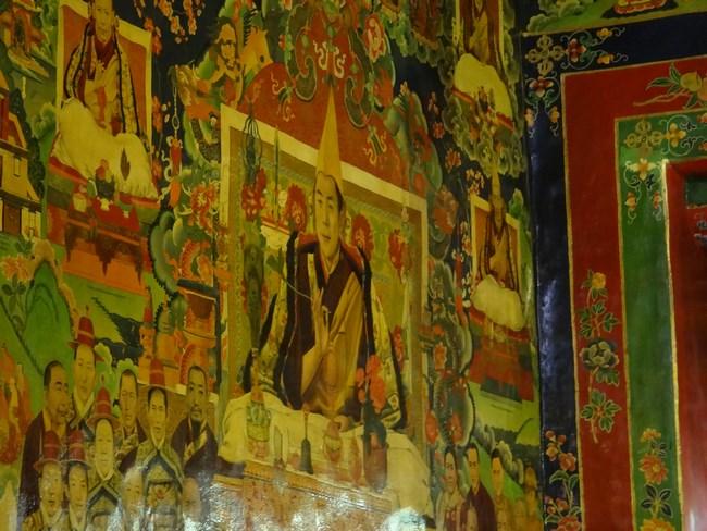 28. Dalai Lama la Lhasa