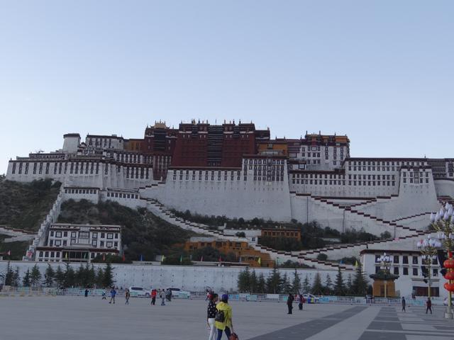 30. Potala - Lhasa