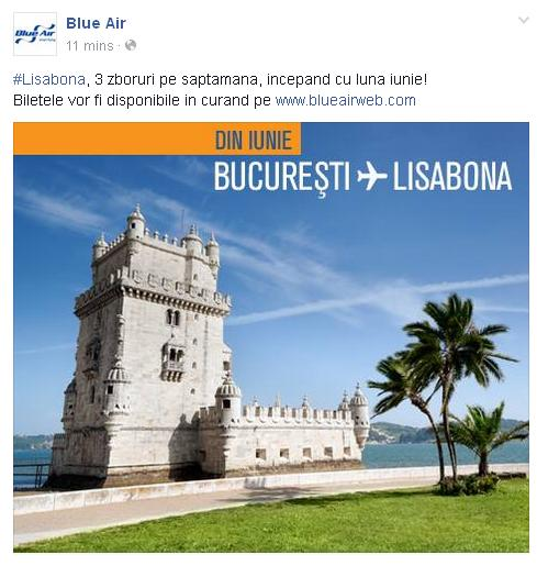 Blue Lisabona