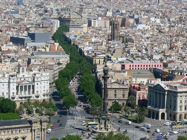 01. Rambla - Barcelona
