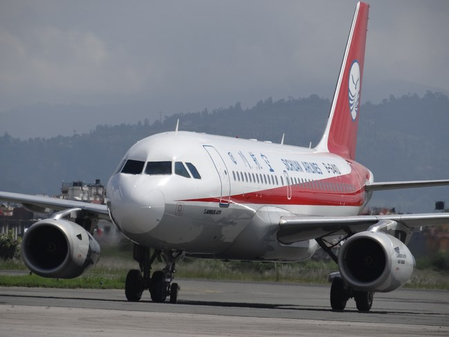 01. Sichuan Airlines