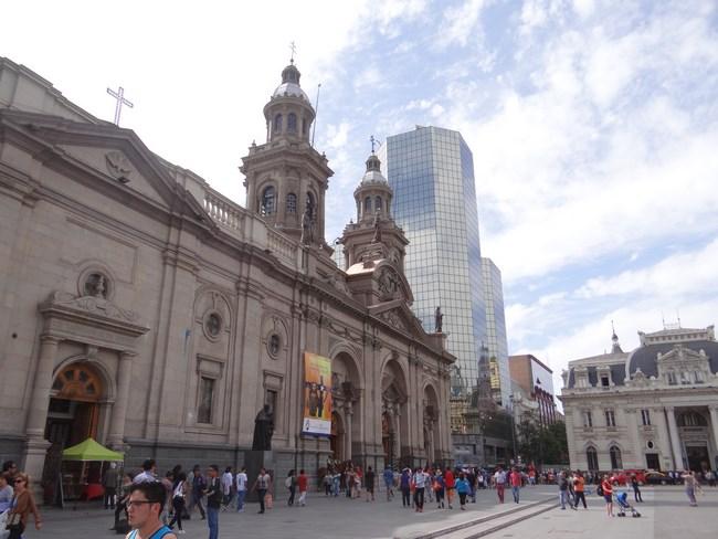 02. Catedrala Santiago de Chile