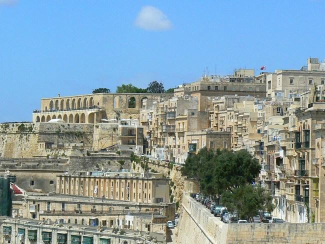 02. La Valletta