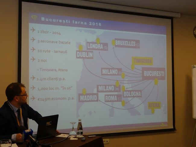 04. Rute Ryanair din Bucuresti