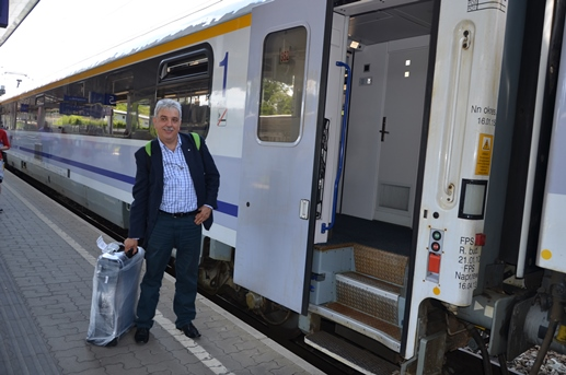 05. Tren in Austria