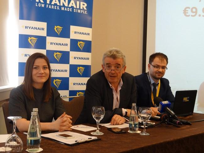 06. Conferinta de presa Ryanair - Bucuresti