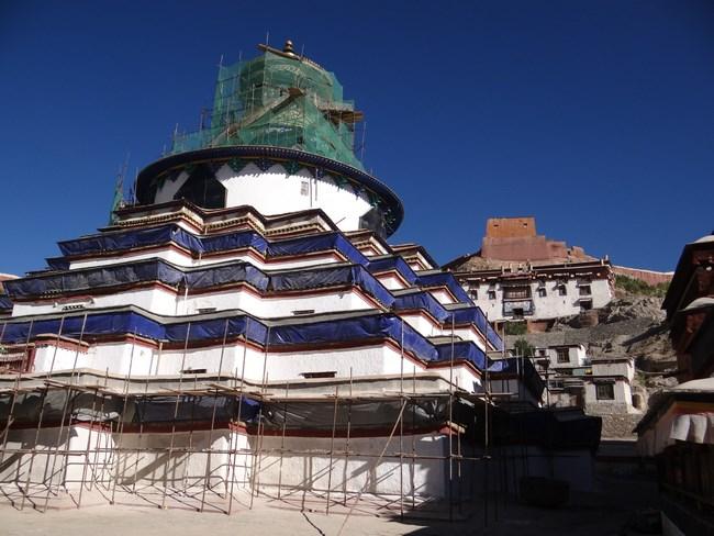 06. Stupa Gyantse