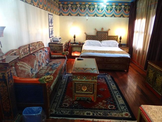07. Camera hotel Dhod Gu