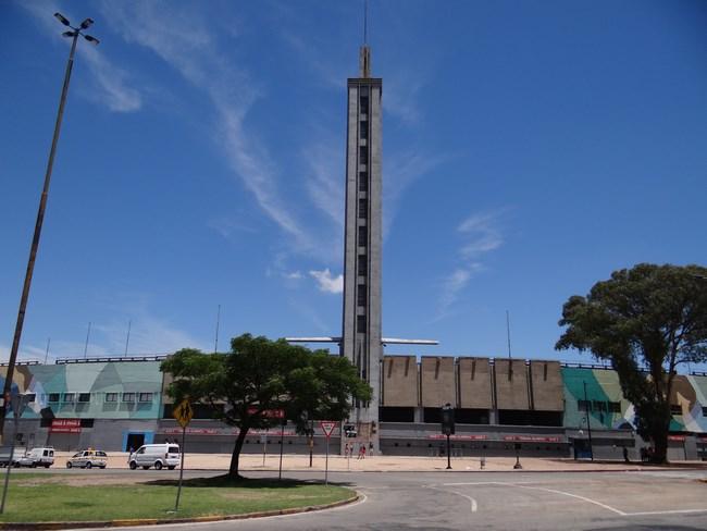 07. Stadion Centenario - Montevideo